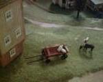 Caruta cu un cal