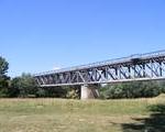 Podul peste raul Ialomita