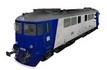 Scheme de vopsire locomotive – 060 DA profile