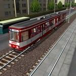 Repaint vagonul tramvai G15