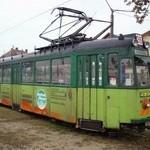 Tramvaiul antic din Sibiu