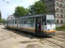 Filmuleţe cu tramvaiul V3A la Constanţa