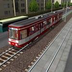 Download tramvaiul G15-130 pentru linia 102