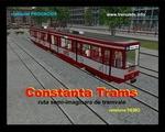 """Ruta de tramvaie """"Constanta tram"""" versiune DEMO"""