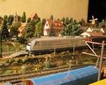 Locomotiva Diesel DE ER 20-2007 Siemens de la Roco