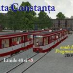 MSTS 10 minute de film pe linia 48 Ruta Constanta