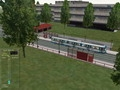 MSTS Ruta Constanta linia 45 tramvaie Careffour