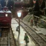 060 EA pe diorama de la Slobozia