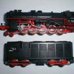 Locomotiva cu abur BR 52 Piko