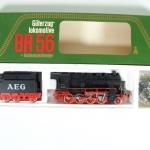 Locomotiva cu abur BR56 Piko