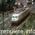 Locomotiva BR E103 H0 Roco