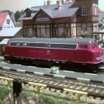 Locomotiva BR 216 Mehano scara H0